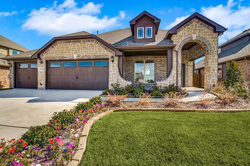 'Queensgate' by Bloomfield Homes  in Fort Worth