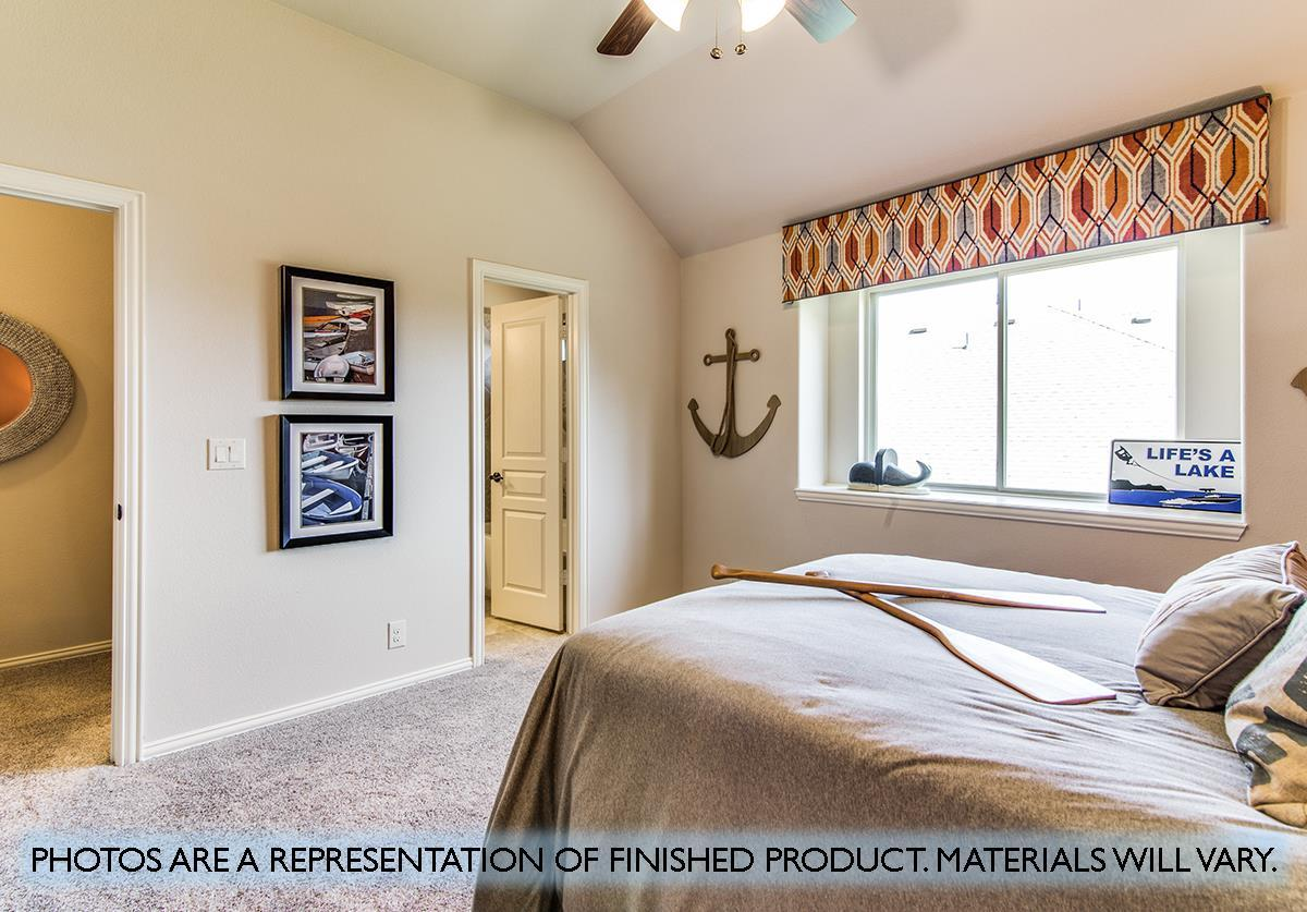 Bedroom featured in the Primrose By Bloomfield Homes in Dallas, TX