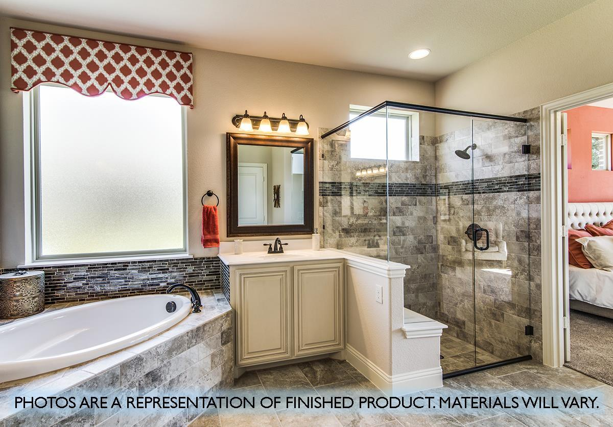 Bathroom featured in the Primrose By Bloomfield Homes in Dallas, TX