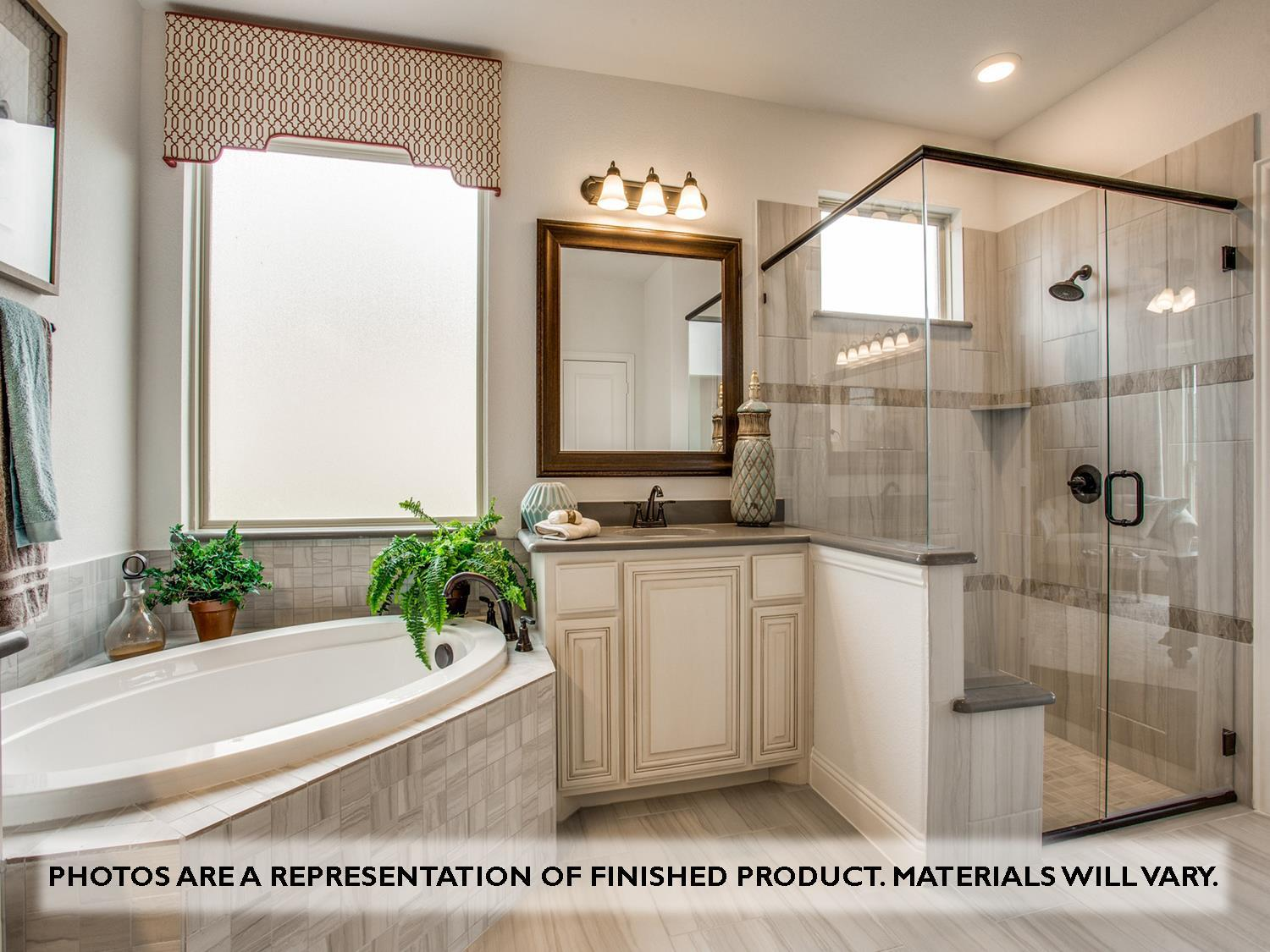 Bathroom featured in the Primrose FE VI By Bloomfield Homes in Dallas, TX