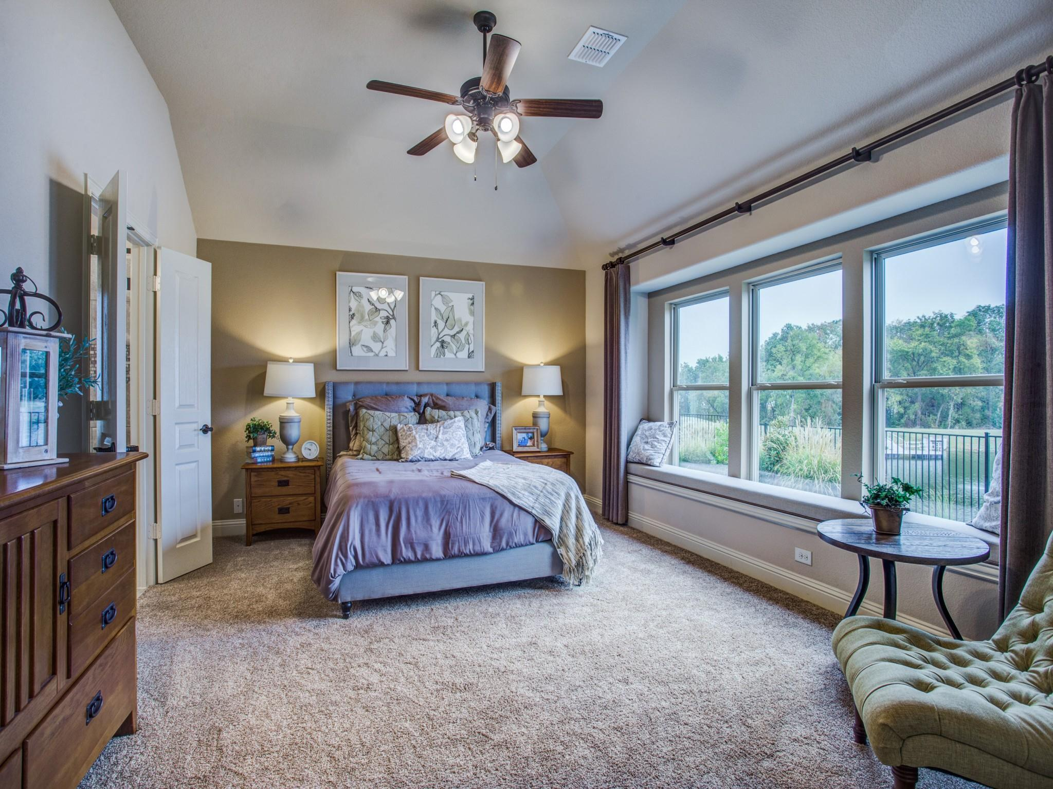 Bedroom featured in the Dogwood III By Bloomfield Homes in Dallas, TX