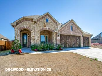Homes Plans In Burleson Tx