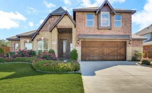 Watersbend by Bloomfield Homes in Fort Worth Texas
