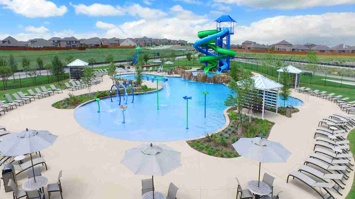 Heartland Community Pool