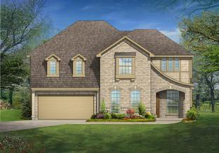 Magnolia III - Dove Chase: Mansfield, Texas - Bloomfield Homes
