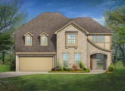 Magnolia III - Somerset: Mansfield, Texas - Bloomfield Homes