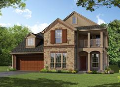 Magnolia III - Hagan Hill: Mesquite, Texas - Bloomfield Homes