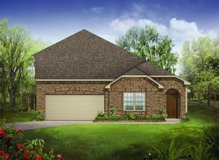 Willow II - Grand Heritage: Lavon, Texas - Bloomfield Homes
