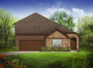Willow II - Star Ranch: Godley, Texas - Bloomfield Homes
