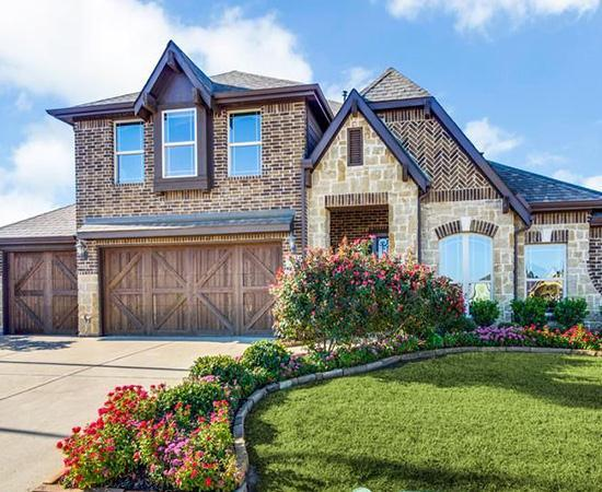 'Devonshire' by Bloomfield Homes  in Dallas