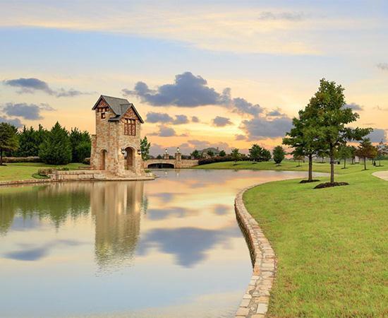 Devonshire Community Pond