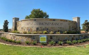 Triple Diamond Ranch by Bloomfield Homes in Fort Worth Texas