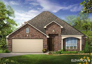 Bluebonnet - Kings Fort: Kaufman, Texas - Bloomfield Homes