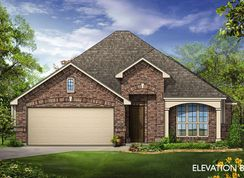 Bluebonnet - Eagle Glen: Alvarado, Texas - Bloomfield Homes