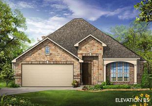 Bluebonnet - Star Ranch: Godley, Texas - Bloomfield Homes