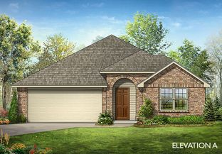 Camellia - Heartland: Forney, Texas - Bloomfield Homes