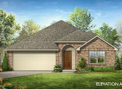 Camellia - Eagle Glen: Alvarado, Texas - Bloomfield Homes