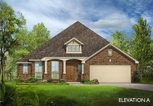 Carolina - Dove Chase: Mansfield, Texas - Bloomfield Homes