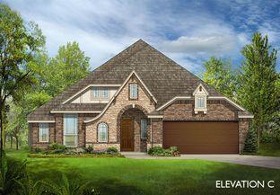 Carolina - Eagle Glen: Alvarado, Texas - Bloomfield Homes