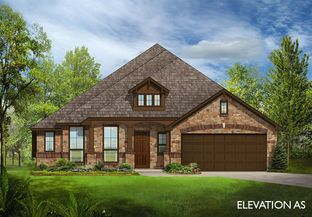 Carolina II - The Grove: Midlothian, Texas - Bloomfield Homes