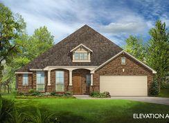 Carolina II - North Grove: Waxahachie, Texas - Bloomfield Homes