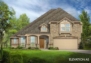 Carolina III - Country Lakes: Denton, Texas - Bloomfield Homes