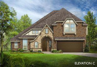 Carolina III - Lake Park: Mansfield, Texas - Bloomfield Homes
