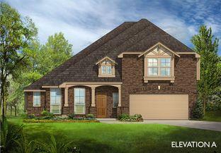 Carolina III - Fox Hollow: Forney, Texas - Bloomfield Homes