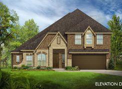 Carolina IV - Star Ranch: Godley, Texas - Bloomfield Homes