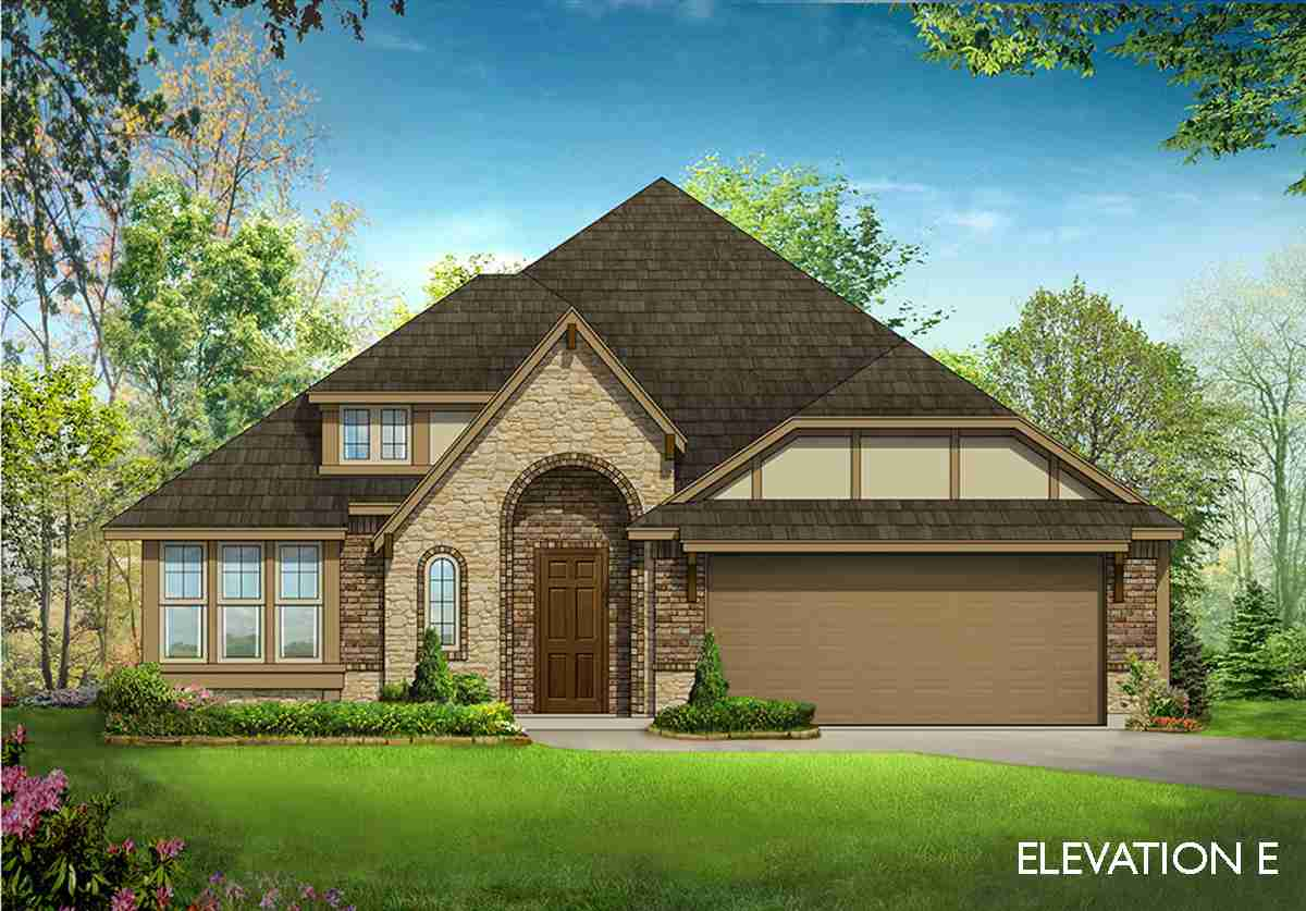 Cypress Elevation E