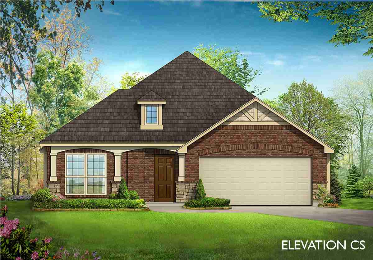 Cypress II Elevation CS