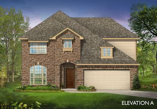 Dewberry - Heartland: Forney, Texas - Bloomfield Homes