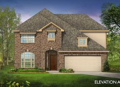 Dewberry - Triple Diamond Ranch: Mansfield, Texas - Bloomfield Homes