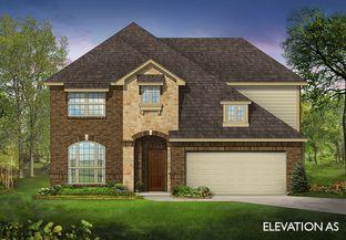 Dewberry - The Grove: Midlothian, Texas - Bloomfield Homes