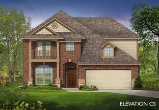 Dewberry II - Stone River: Royse City, Texas - Bloomfield Homes