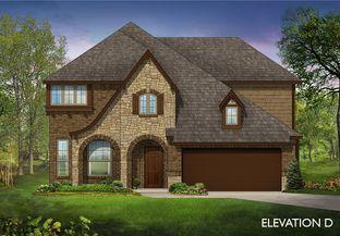 Dewberry II - Star Ranch: Godley, Texas - Bloomfield Homes