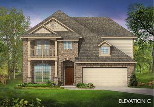 Dewberry III - Watersbend: Fort Worth, Texas - Bloomfield Homes