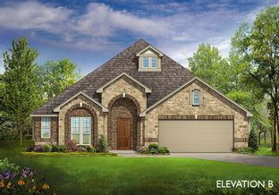 Hawthorne - Dove Chase: Mansfield, Texas - Bloomfield Homes