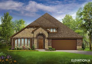 Hawthorne II - Dove Chase: Mansfield, Texas - Bloomfield Homes