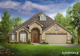 Hawthorne II - Grand Heritage: Lavon, Texas - Bloomfield Homes