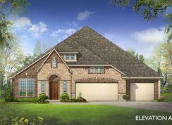 Primrose FE - Homestead at Daniel Farms: Desoto, Texas - Bloomfield Homes