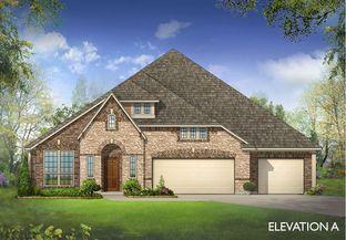 Primrose FE II - Emerald Vista: Wylie, Texas - Bloomfield Homes