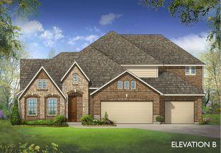 Primrose FE V - Fox Hollow: Forney, Texas - Bloomfield Homes