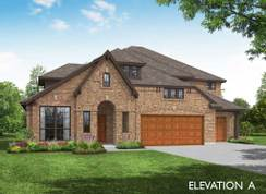 Primrose FE VI - Triple Diamond Ranch: Mansfield, Texas - Bloomfield Homes