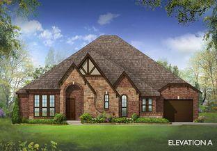 Primrose II - Triple Diamond Ranch: Mansfield, Texas - Bloomfield Homes