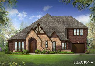 Primrose III - Brandi Ridge: Midlothian, Texas - Bloomfield Homes