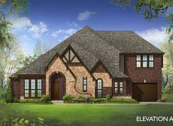 Primrose IV - Triple Diamond Ranch: Mansfield, Texas - Bloomfield Homes