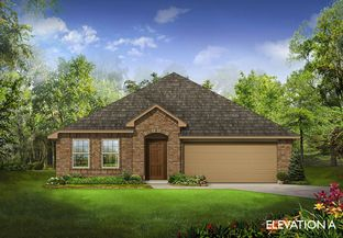 Redbud - Grand Heritage: Lavon, Texas - Bloomfield Homes