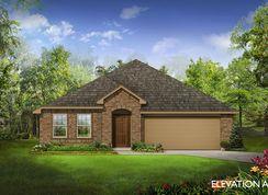Redbud - Star Ranch: Godley, Texas - Bloomfield Homes