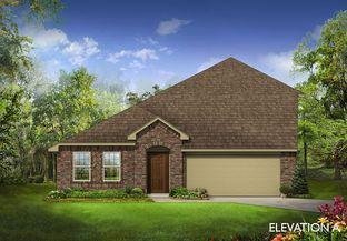 Redbud II - Star Ranch: Godley, Texas - Bloomfield Homes